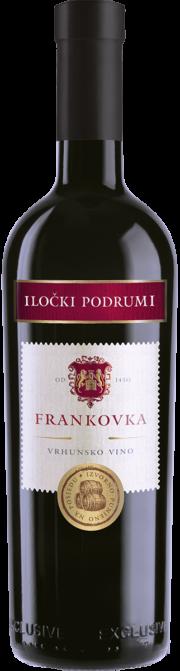 Vino Frankovka Iločki podrumi